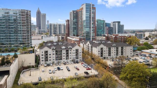 1074 Peachtree Walk NE B508, Atlanta, GA 30309 (MLS #6540034) :: The Zac Team @ RE/MAX Metro Atlanta
