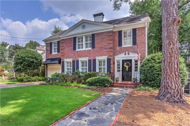 565 E Wesley Road NE, Atlanta, GA 30305 (MLS #6540154) :: The Hinsons - Mike Hinson & Harriet Hinson