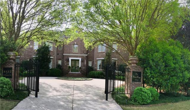 4512 Columns Drive SE, Marietta, GA 30067 (MLS #6540158) :: Kennesaw Life Real Estate