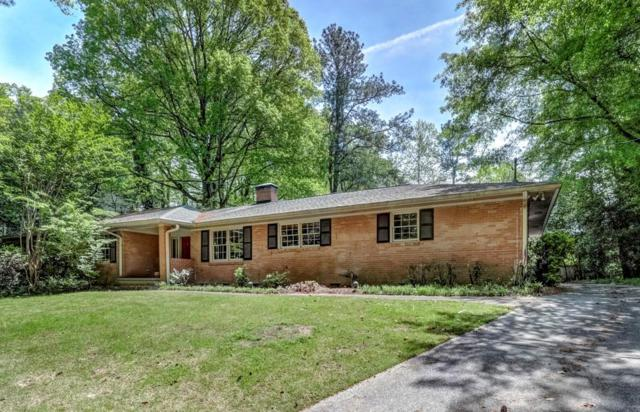 1580 W Wesley Road NW, Atlanta, GA 30327 (MLS #6540169) :: Path & Post Real Estate