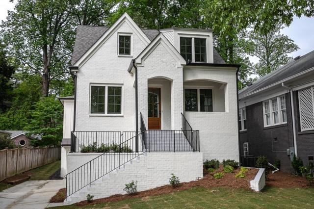 1388 N Morningside Drive NE, Atlanta, GA 30306 (MLS #6540253) :: Path & Post Real Estate