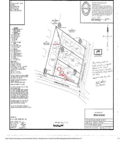 Lot1 Lyons Avenue, Ball Ground, GA 30107 (MLS #6540275) :: Kennesaw Life Real Estate