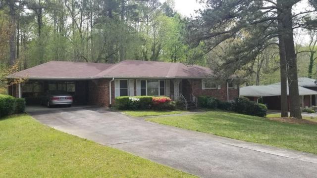 3678 Garrison Drive SW, Atlanta, GA 30331 (MLS #6540278) :: Ashton Taylor Realty