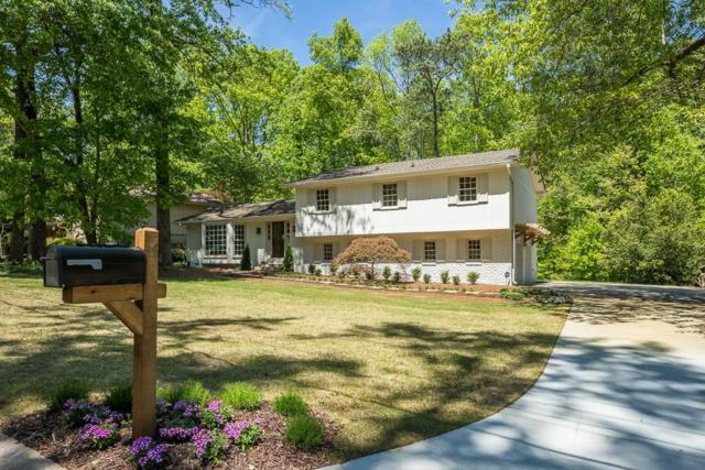 5366 Seaton Drive, Dunwoody, GA 30338 (MLS #6540370) :: Iconic Living Real Estate Professionals