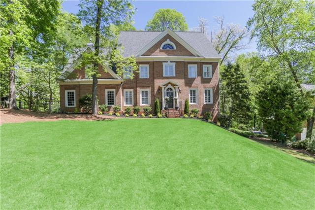 7850 Fawndale Way, Atlanta, GA 30350 (MLS #6540372) :: Kennesaw Life Real Estate