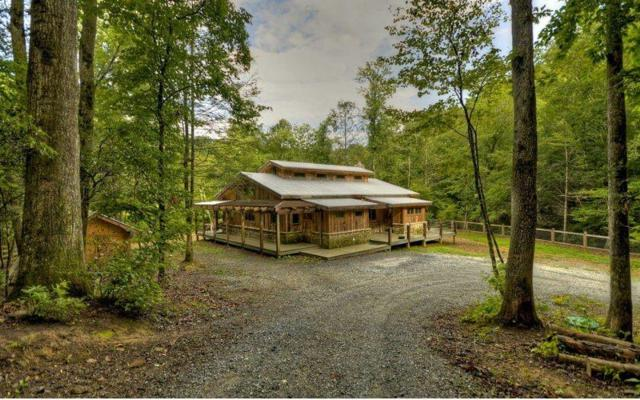 600 Cadmans Hammock, Blue Ridge, GA 30512 (MLS #6540386) :: Iconic Living Real Estate Professionals