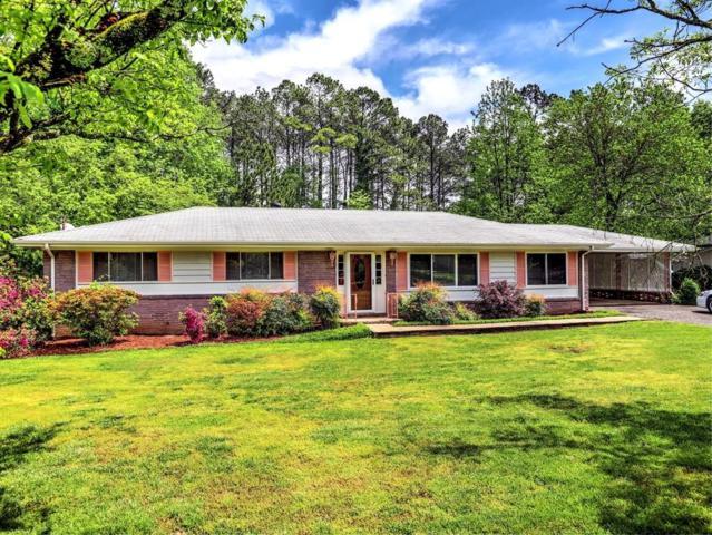 3232 Vandiver Drive, Marietta, GA 30066 (MLS #6540397) :: Kennesaw Life Real Estate