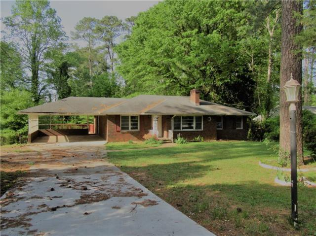 2607 Headland Drive, East Point, GA 30344 (MLS #6540408) :: The Hinsons - Mike Hinson & Harriet Hinson