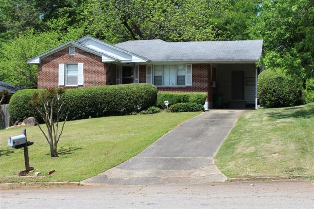 3320 Glenco Drive, Decatur, GA 30032 (MLS #6540412) :: Todd Lemoine Team
