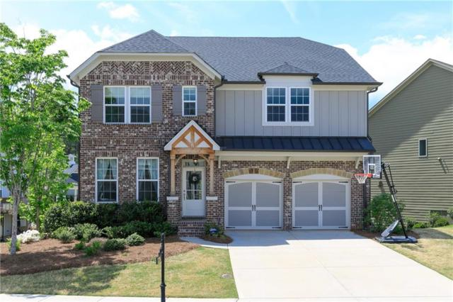 124 Marlow Drive, Woodstock, GA 30188 (MLS #6540510) :: North Atlanta Home Team