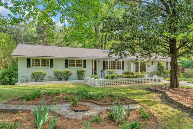 1190 Academy Church Road, Jefferson, GA 30549 (MLS #6540541) :: The Hinsons - Mike Hinson & Harriet Hinson