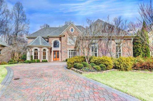 8260 Royal Melbourne Way, Duluth, GA 30097 (MLS #6540586) :: The Hinsons - Mike Hinson & Harriet Hinson