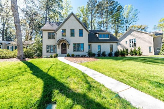 345 Pine Forrest Road, Atlanta, GA 30342 (MLS #6540670) :: The Zac Team @ RE/MAX Metro Atlanta