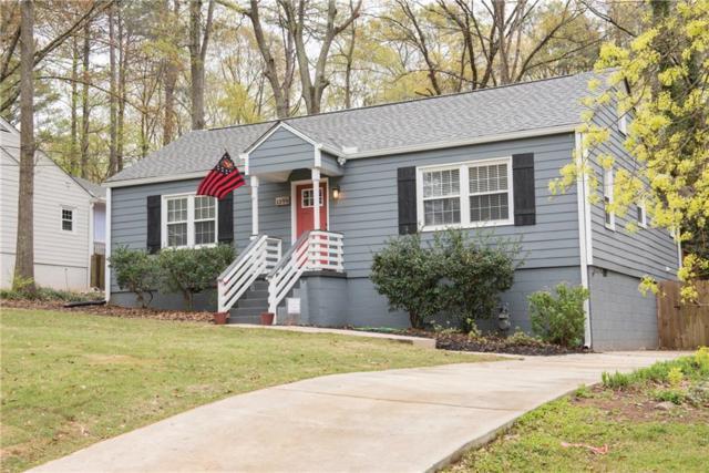 1390 Oldfield Road, Decatur, GA 30030 (MLS #6540671) :: North Atlanta Home Team