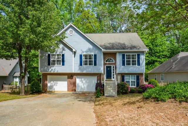 2857 NW Cressington Bend NW, Kennesaw, GA 30144 (MLS #6540677) :: Iconic Living Real Estate Professionals