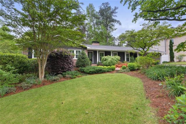 6619 Cherry Tree Lane, Atlanta, GA 30328 (MLS #6540696) :: Iconic Living Real Estate Professionals