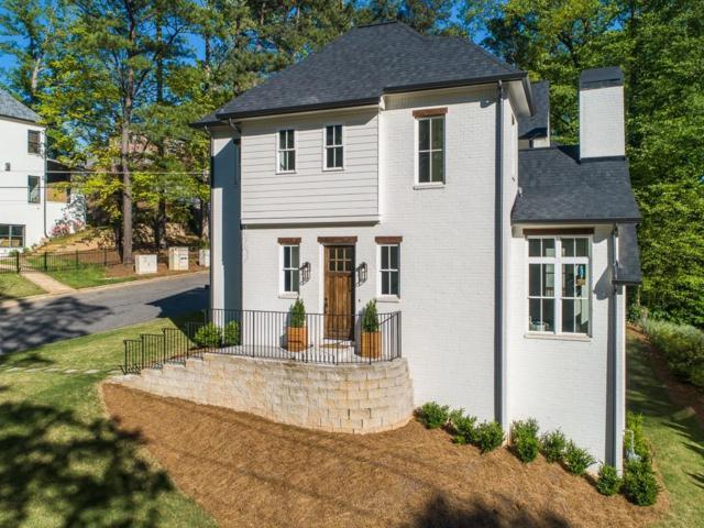 461 Loridans Drive NE, Atlanta, GA 30342 (MLS #6540702) :: Iconic Living Real Estate Professionals