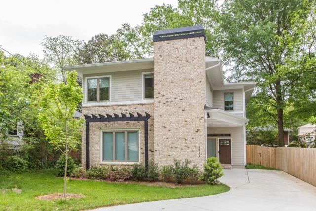 1411 Van Epps Avenue SE, Atlanta, GA 30316 (MLS #6540762) :: The Zac Team @ RE/MAX Metro Atlanta