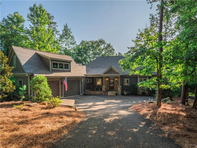475 Wedgewood Drive, Big Canoe, GA 30143 (MLS #6540770) :: North Atlanta Home Team
