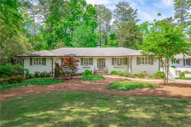 3786 Ivy Lane NE, Atlanta, GA 30342 (MLS #6540772) :: Iconic Living Real Estate Professionals