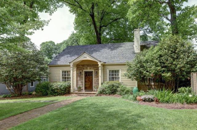 344 Kirk Road, Decatur, GA 30030 (MLS #6540865) :: Iconic Living Real Estate Professionals