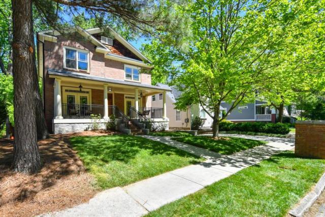 888 Kings Court, Atlanta, GA 30306 (MLS #6540899) :: Path & Post Real Estate