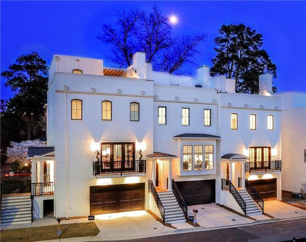 3667 Peachtree Road NE #7, Atlanta, GA 30319 (MLS #6540984) :: RE/MAX Paramount Properties