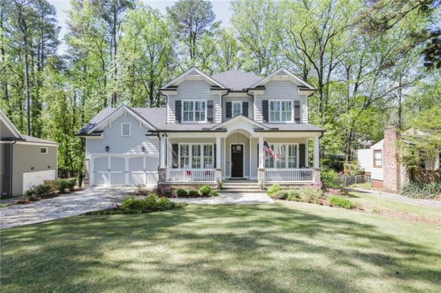 2748 N Thompson Road NE, Brookhaven, GA 30319 (MLS #6540988) :: Iconic Living Real Estate Professionals