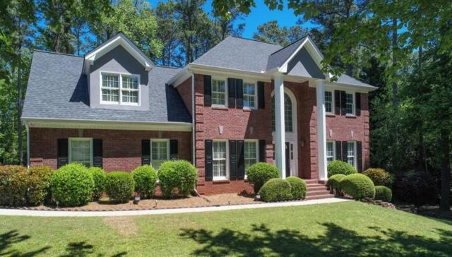 1670 Canterbury Pointe SE, Conyers, GA 30013 (MLS #6541039) :: Iconic Living Real Estate Professionals