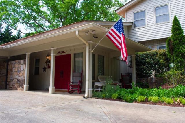 1349 Wooded Hills Drive, Marietta, GA 30062 (MLS #6541072) :: KELLY+CO