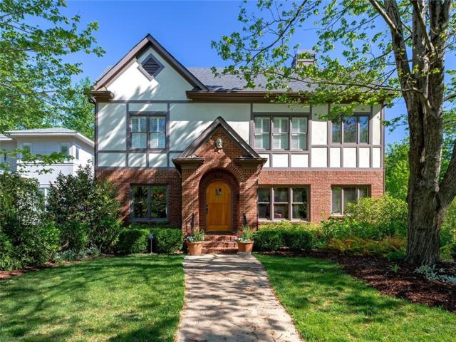 808 Crestridge Drive NE, Atlanta, GA 30306 (MLS #6541080) :: North Atlanta Home Team