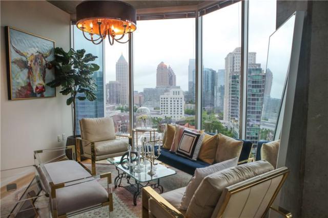 860 Peachtree Street NE #1501, Atlanta, GA 30308 (MLS #6541120) :: RE/MAX Paramount Properties