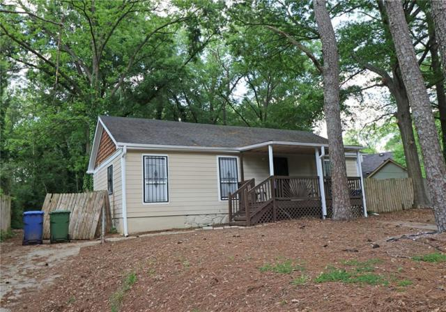 1465 Kennesaw Drive NW, Atlanta, GA 30318 (MLS #6541132) :: Ashton Taylor Realty