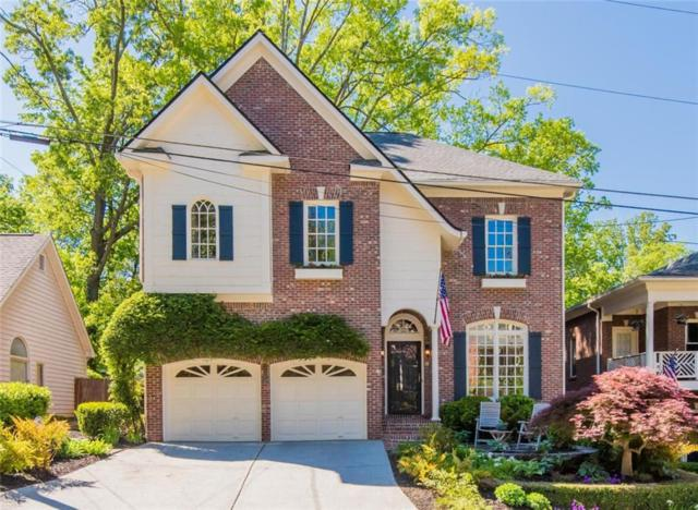 2758 Grove Street NE, Brookhaven, GA 30319 (MLS #6541157) :: Dillard and Company Realty Group