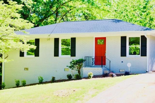 1206 Calhoun Avenue, East Point, GA 30344 (MLS #6541307) :: Dillard and Company Realty Group