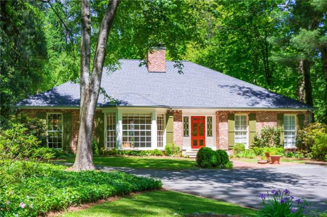 1225 Peachtree Battle Avenue NW, Atlanta, GA 30327 (MLS #6541308) :: Path & Post Real Estate