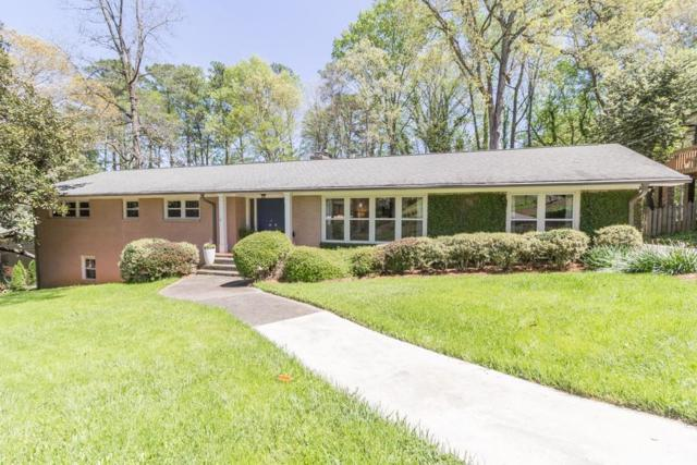 2102 Street Deville NE, Atlanta, GA 30345 (MLS #6541428) :: The Zac Team @ RE/MAX Metro Atlanta