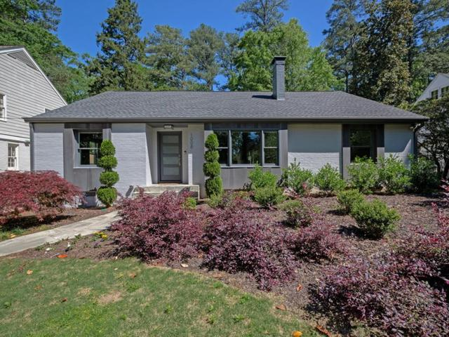 1008 Eulalia Road NE, Atlanta, GA 30319 (MLS #6541585) :: Path & Post Real Estate