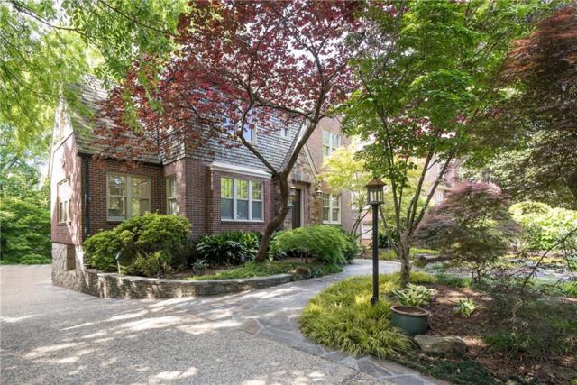 1229 E Rock Springs Road NE, Atlanta, GA 30306 (MLS #6541588) :: Path & Post Real Estate