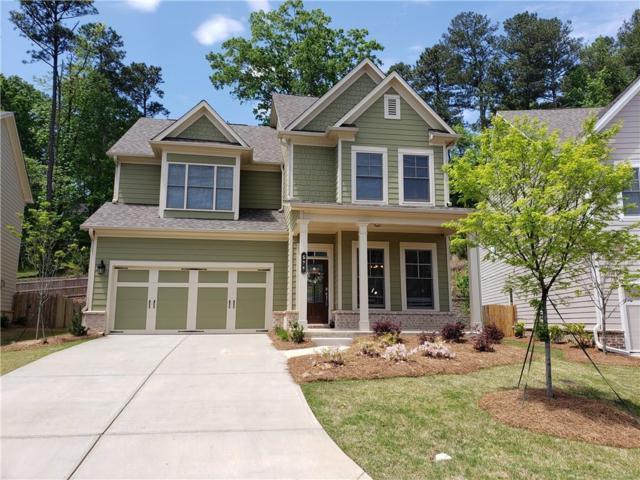 526 Suwanee Park Terrace, Suwanee, GA 30024 (MLS #6541629) :: North Atlanta Home Team