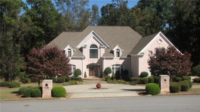 1420 Lakeshore Drive, Snellville, GA 30078 (MLS #6541714) :: Ashton Taylor Realty