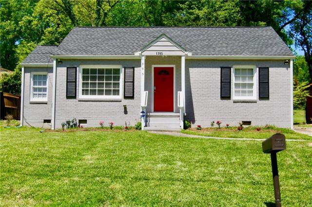 1395 Westboro Drive SW, Atlanta, GA 30310 (MLS #6541871) :: RE/MAX Paramount Properties