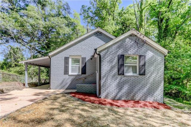 1591 Willis Street NW, Atlanta, GA 30314 (MLS #6541914) :: North Atlanta Home Team