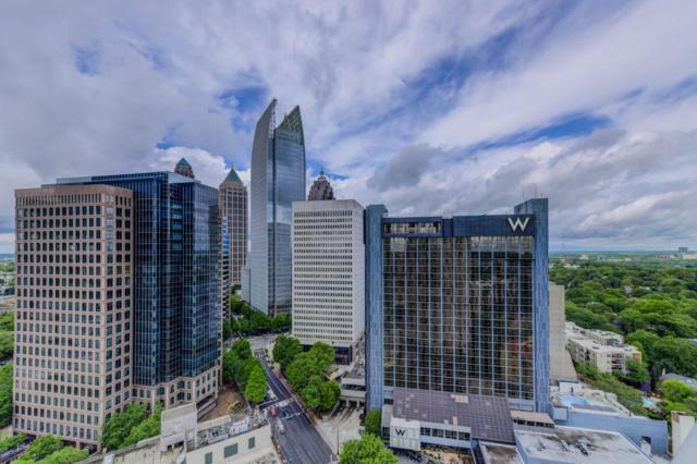199 14th Street NE #2609, Atlanta, GA 30309 (MLS #6541956) :: The Zac Team @ RE/MAX Metro Atlanta