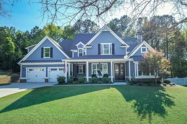 90 High Garden Terrace, Newnan, GA 30263 (MLS #6542052) :: The Zac Team @ RE/MAX Metro Atlanta