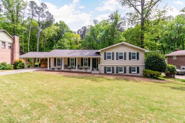 2521 Coralwood Drive, Decatur, GA 30033 (MLS #6542108) :: Iconic Living Real Estate Professionals
