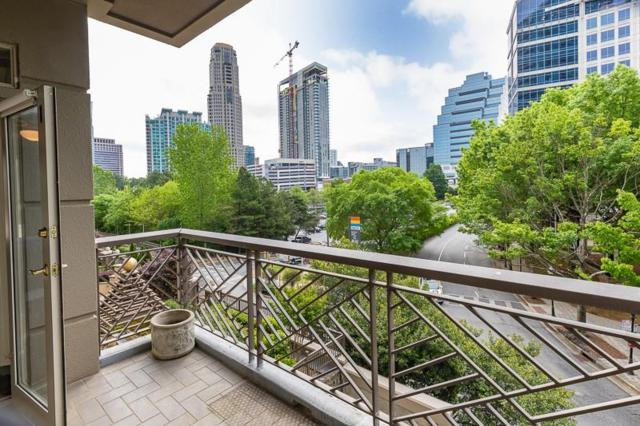 3334 Peachtree Road NE #103, Atlanta, GA 30326 (MLS #6542165) :: The Zac Team @ RE/MAX Metro Atlanta
