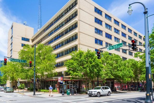 878 Peachtree Street NE #527, Atlanta, GA 30309 (MLS #6542228) :: The Zac Team @ RE/MAX Metro Atlanta