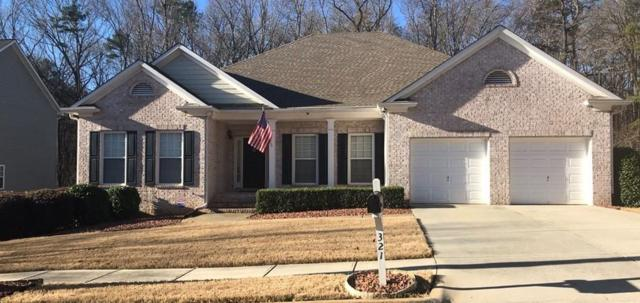 321 Windsong Way, Woodstock, GA 30188 (MLS #6542279) :: RE/MAX Paramount Properties