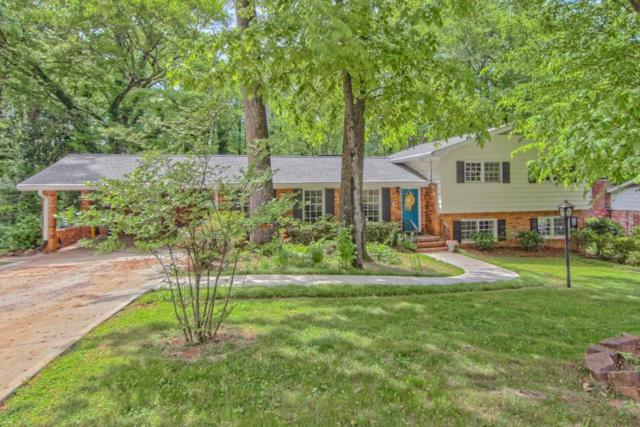 2330 Henderson Mill Court NE, Atlanta, GA 30345 (MLS #6542357) :: The Zac Team @ RE/MAX Metro Atlanta